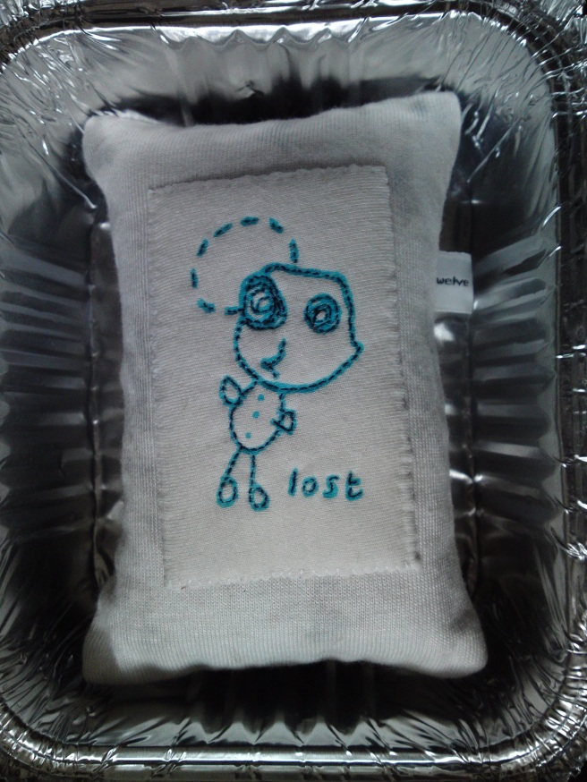 Lost Lavender Pillow